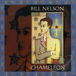 Nelson, Bill - Chameleon CD Cover Art
