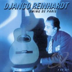 Reinhardt, Django - Swing de Paris CD Cover Art