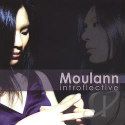 Moulann - Introflective CD Cover Art