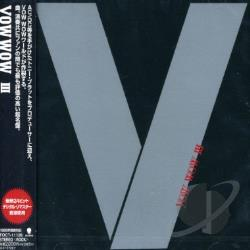 Vow Wow - V.3 CD Cover Art
