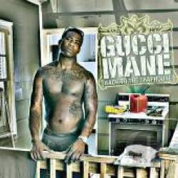 Gucci Mane - Back to the Traphouse CD Cover Art