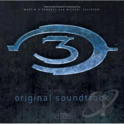 Halo 3 Soundtrack CD Cover Art