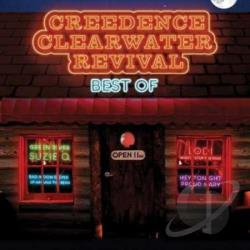 Creedence Clearwater Revival - Best Of CD Cover Art