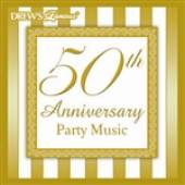 50th Anniversary Party Music CD Cover Art
