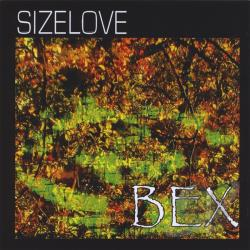 Sizelove - Bex CD Cover Art