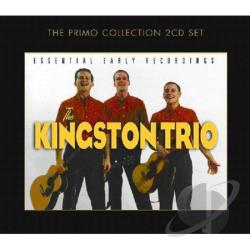 Kingston Trio - Essential Early Recordings CD Cover Art