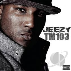 Young Jeezy - TM:103 Hustlerz Ambition CD Cover Art