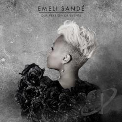 Sande, Emeli - Our Version of Events CD Cover Art