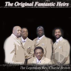 Original Fantastic Heirs - Dr. Jesus CD Cover Art