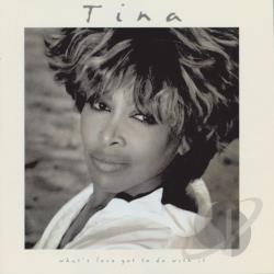 Original Soundtrack / Turner, Tina - What's Love Got to Do with It CD Cover Art