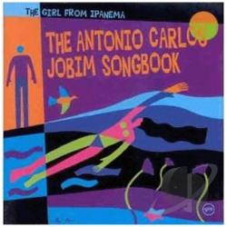Jobim, Antonio Carlos - Girl from Ipanema: The Antonio Carlos Jobim Songbook CD Cover Art