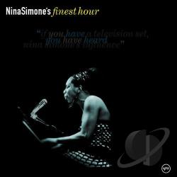 Simone, Nina - Nina Simone's Finest Hour CD Cover Art