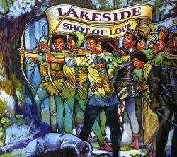 Lakeside - Shot of Love CD Cover Art