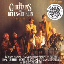 Chieftains - Bells of Dublin CD Cover Art