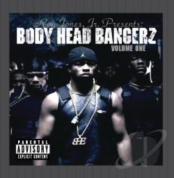 Roy Jones Jr. - Roy Jones, Jr. Presents: Body Head Bangerz Vol. 1 CD Cover Art