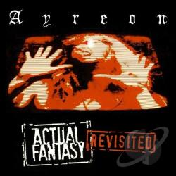 Ayreon - Actual Fantasy CD Cover Art