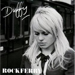 Duffy - Rockferry LP Cover Art