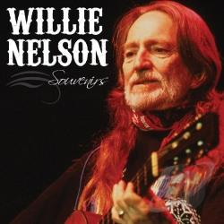Nelson, Willie - Souvenirs CD Cover Art