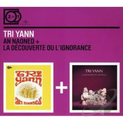 Tri Yann - La Decouverte Ou L'Ignorance + Les CD Cover Art
