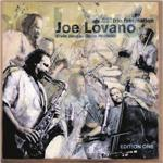 Lovano, Joe - Trio Fascination, Edition One DB Cover Art