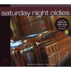 Saturday Night Oldies Cd Album