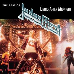 Judas Priest - Best of Judas Priest: Living After Midnight CD Cover Art