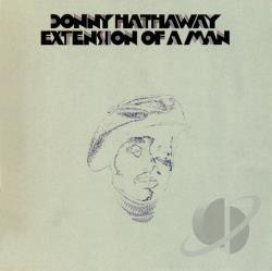 Hathaway, Donny - Extension of a Man CD Cover Art