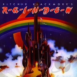 Rainbow / Ritchie Blackmore's Rainbow - Ritchie Blackmore's Rainbow CD Cover Art