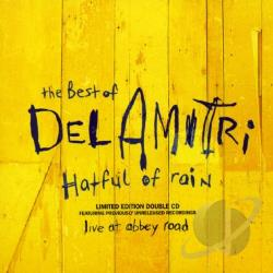 Del Amitri - Hatful Of Rain CD Cover Art