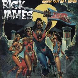 James, Rick - Bustin' Out Of L Seven CD Cover Art