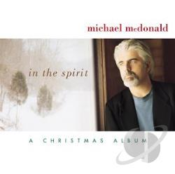 McDonald, Michael - In The Spirit: A Christmas Album CD Cover Art