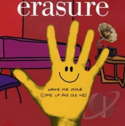 Erasure - Make Me Smile (Come Up And See Me) DS Cover Art