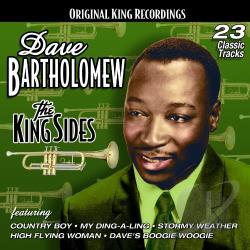 Bartholomew, Dave - King Sides CD Cover Art