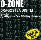 O-Zone - Dragostea Din Tei CD Cover Art