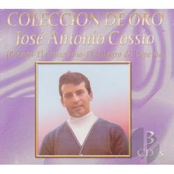 Cossio, Jose Antonio - Coleccion De Oro CD Cover Art