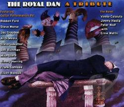 Royal Dan: A Tribute CD Cover Art