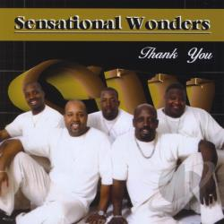 Sensational Wonders - Thank You CD Cover Art