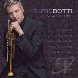 Botti, Chris - Let's Fall in Love CD Cover Art