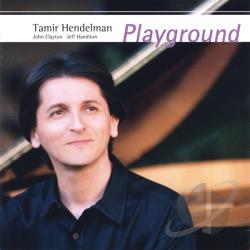Hendelman, Tamir - Playground CD Cover Art