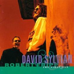 Fripp / Sylvian / Sylvian, David - First Day CD Cover Art