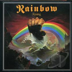 Rainbow - Rising CD Cover Art