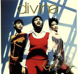 Divine - Lately CD Cover Art