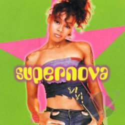 Lopes, Lisa 'Left Eye' - Supernova CD Cover Art