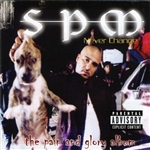 South Park Mexican / Spm - Never Change CD Cover Art