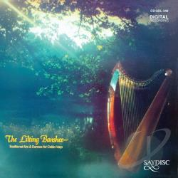 Monger, Eileen - Lilting Banshee: Traditional Airs & Dances for Celtic Harp CD Cover Art