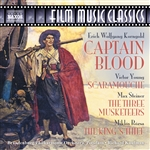 Brandenburg Philharmonic - Captain Blood and Other Swashbucklers CD Cover Art