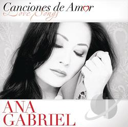 Gabriel, Ana - Canciones de Amor CD Cover Art