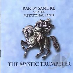 Sandke, Randy - Mystic Trumpeter CD Cover Art
