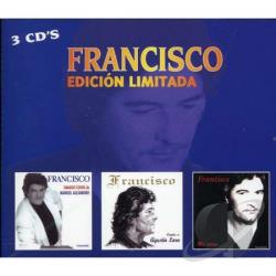 Francisco - Edicion Limitada CD Cover Art