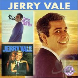 Vale, Jerry - Time Alone Will Tell/This Guy's in Love with You CD Cover Art